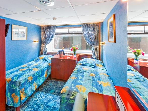 Photo cabine MS Victor Hugo (ou similaire)  - Cabine extérieure