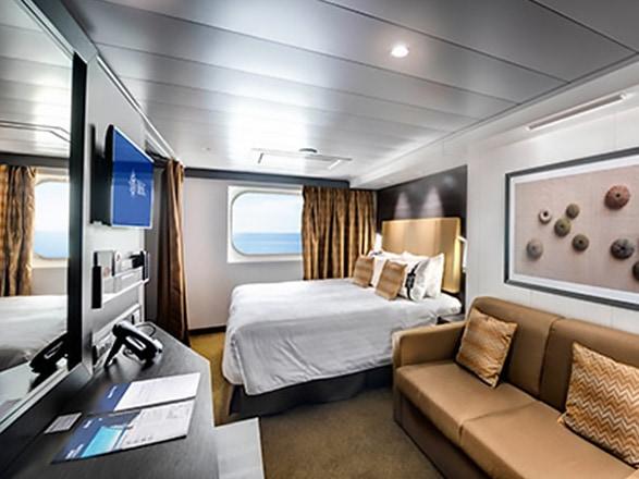 Photo cabine MSC Grandiosa  - Cabine extérieure