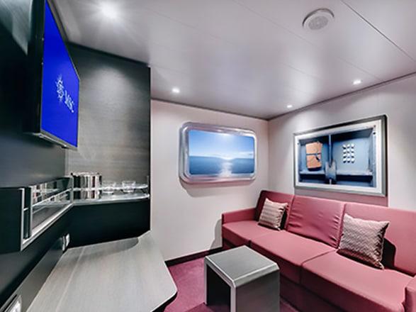 photo cabine ab MSC Grandiosa - Cabine intérieure