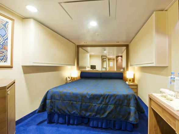 photo cabine ab MSC Magnifica - Cabine intérieure