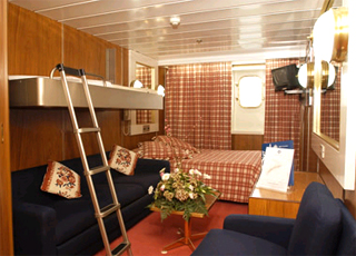 Photo cabine MSC Melody  - Cabine extérieure