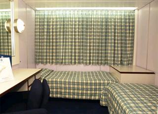 Photo cabine MSC Melody  - Cabine intérieure