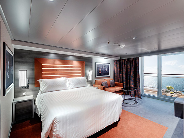 Photo cabine MSC Meraviglia  - Cabine Suite