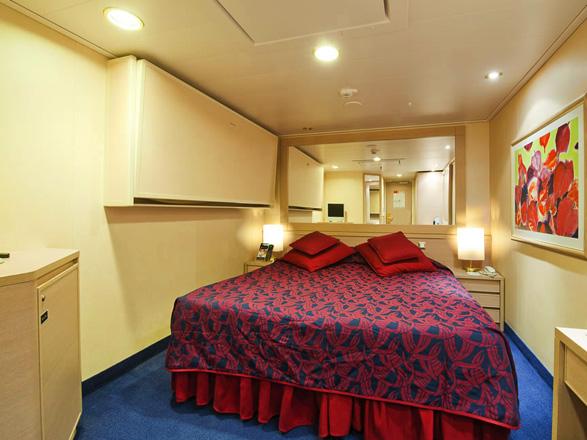 photo cabine ab MSC Musica - Cabine intérieure