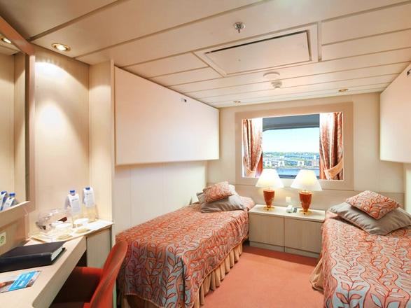 Photo cabine MSC Opera  - Cabine extérieure