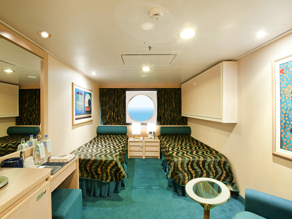 Photo cabine MSC Poesia  - Cabine extérieure