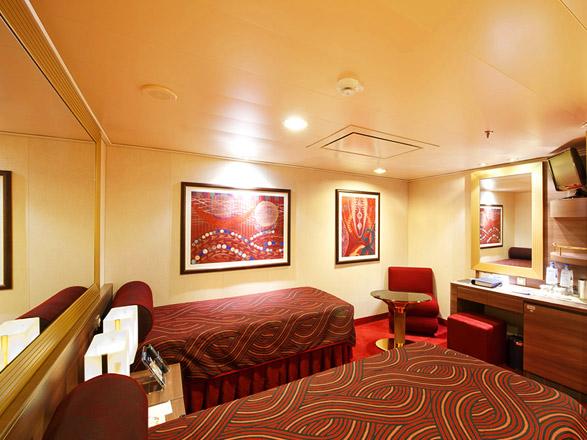 Photo cabine MSC Splendida  - Cabine intérieure
