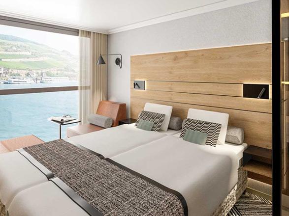 photo cabine ab NickoSPIRIT  - Cabine avec balcon
