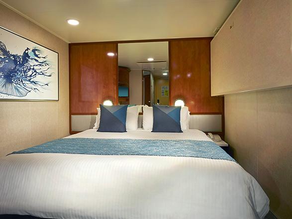 photo cabine ab Norwegian Gem - Cabine intérieure