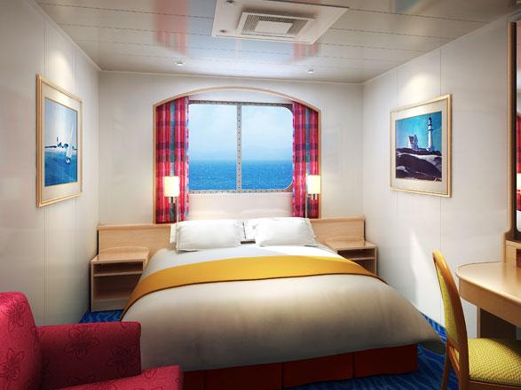 Photo cabine Norwegian Sky  - Cabine extérieure