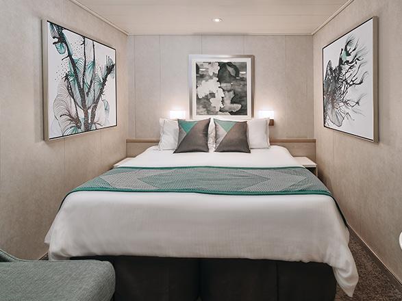 photo cabine ab Norwegian Sky - Cabine intérieure