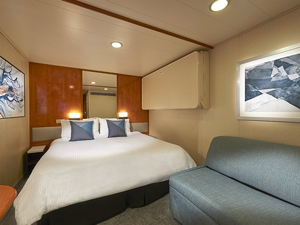 photo cabine ab Norwegian Sun - Cabine intérieure