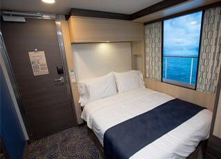 photo cabine ab Ovation of the Seas  - Cabine intérieure