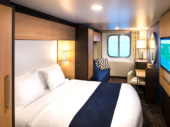 Photo cabine Quantum of the seas  - Cabine extérieure