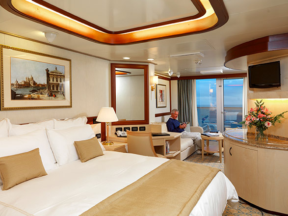 Photo cabine Queen Victoria  - Suite