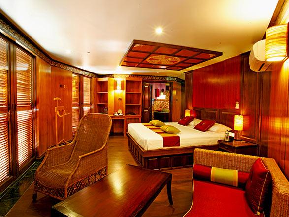 Photo cabine R/V Paukan  - Suite