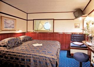 Photo cabine Royal Clipper  - Cabine extérieure