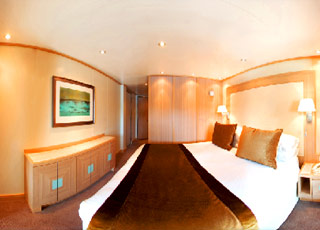 Photo cabine Seabourn Quest  - Suite