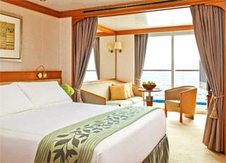 Photo cabine Seven Seas Voyager  - Suite