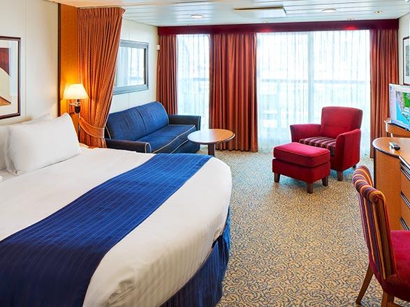 Photo cabine Splendour of the Seas  - Cabine Suite