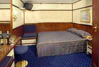 Photo cabine Star Flyer  - Cabine intérieure