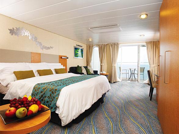 Photo cabine Symphony of the Seas  - Cabine Suite