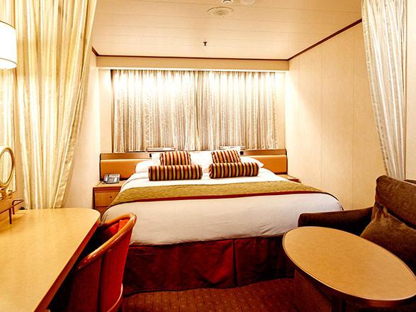 photo cabine ab Vasco da Gama  - Cabine intérieure