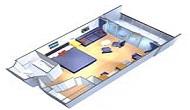 Cabine Suite