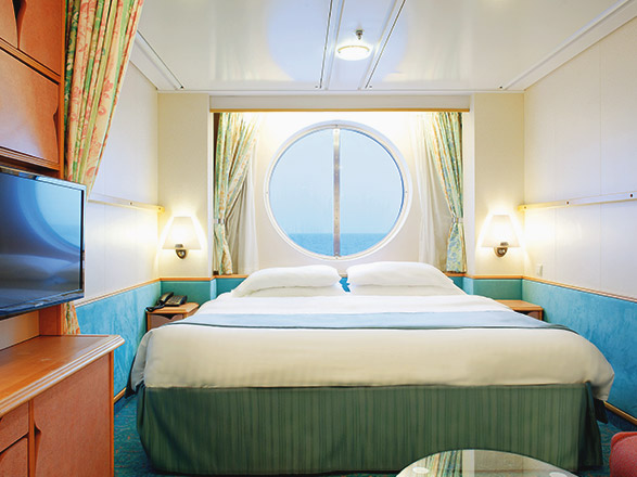 Photo cabine Voyager of the Seas  - Cabine extérieure