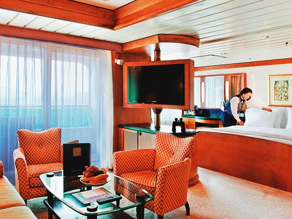 Photo cabine Voyager of the Seas  - Cabine Suite