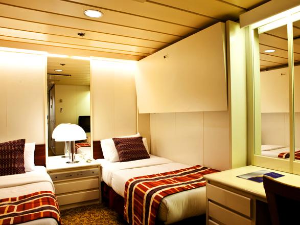 photo cabine ab Zenith (CDF) - Cabine intérieure
