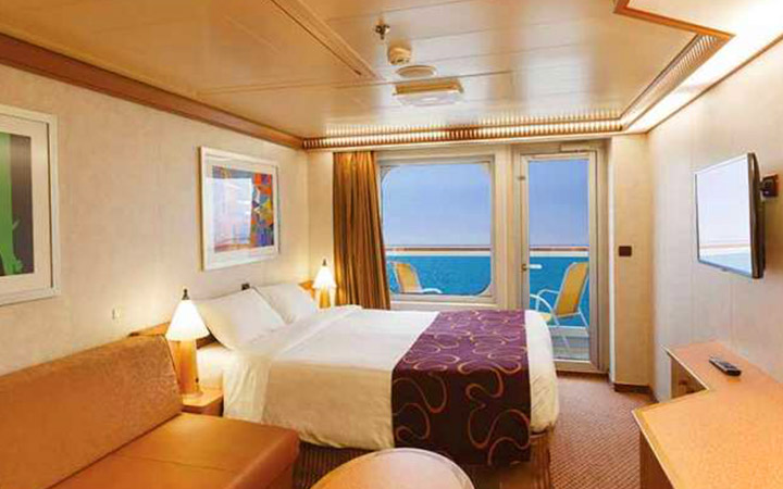 Photo Cabine Costa Diadema - Cabine Balcon