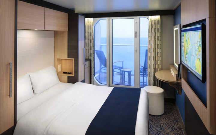 Photo Cabine Anthem of the seas - Cabine Balcon