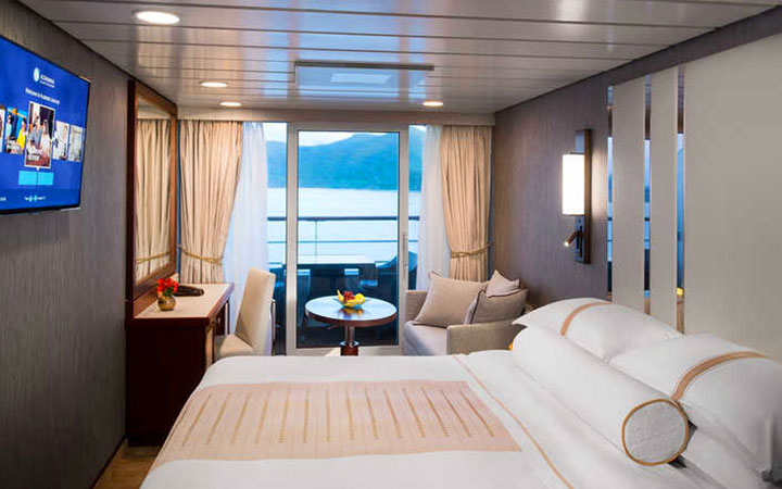 Photo Cabine Azamara Pursuit - Cabine Balcon