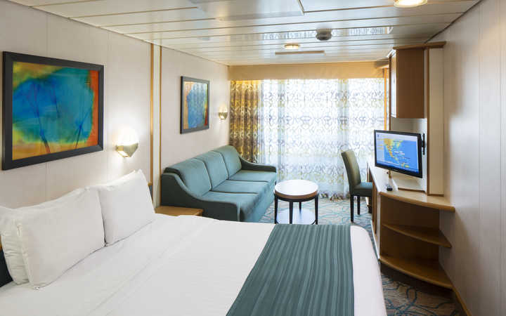 Photo Cabine Enchantment of the Seas - Cabine Balcon