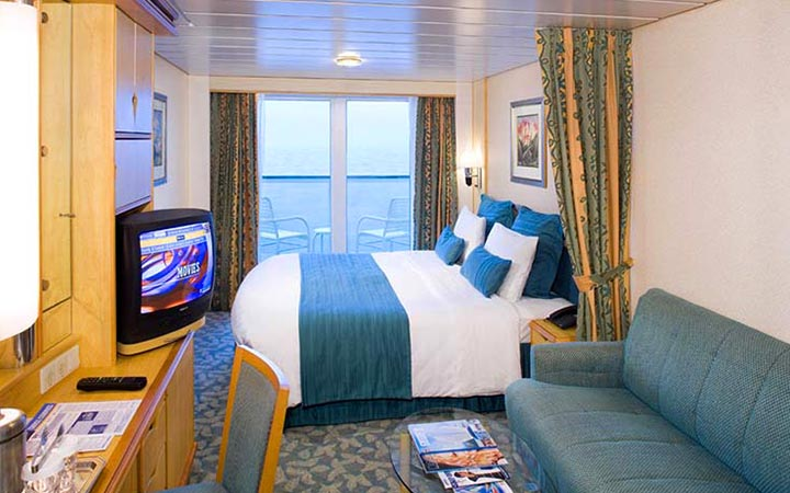 Photo Cabine Explorer of the Seas - Cabine Balcon
