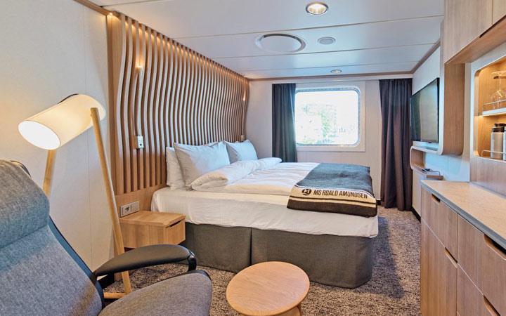 Photo Cabine MS Fridtjof Nansen - Cabine Extérieure