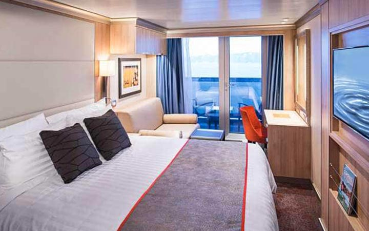Photo Cabine MS Nieuw Statendam - Cabine Balcon