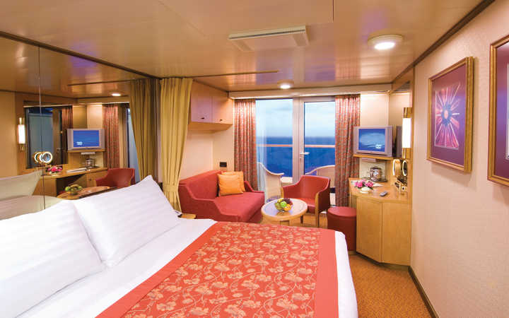 Photo Cabine MS Noordam - Cabine Balcon