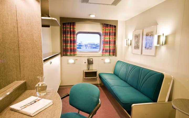 Photo Cabine MS Nordkapp (ou similaire) - Cabine Extérieure