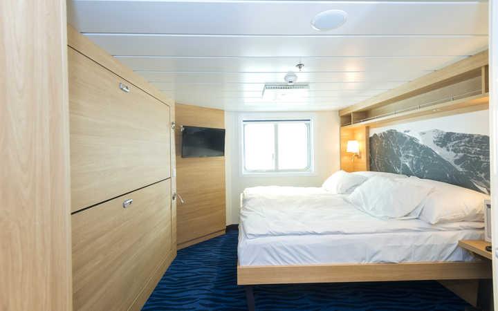 Photo Cabine MS Spitsbergen (ou similaire) - Cabine Extérieure