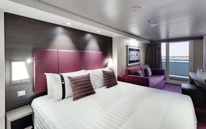 Photo Cabine MSC Bellissima - Cabine Balcon