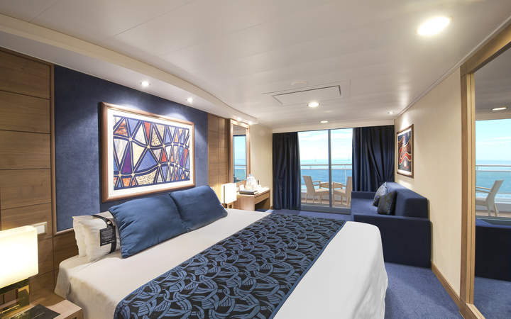 Photo Cabine MSC Magnifica - Cabine Balcon