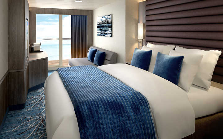Photo Cabine Norwegian Bliss - Cabine Balcon
