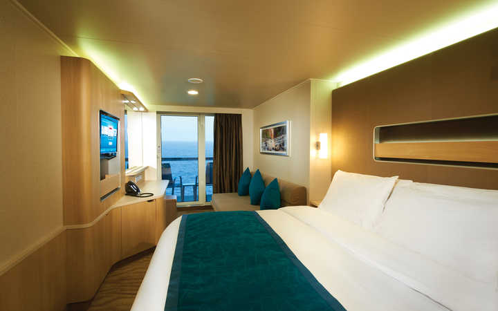 Photo Cabine Norwegian Breakaway - Cabine Balcon