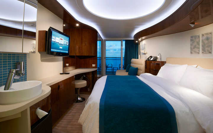 Photo Cabine Norwegian Epic - Cabine Balcon