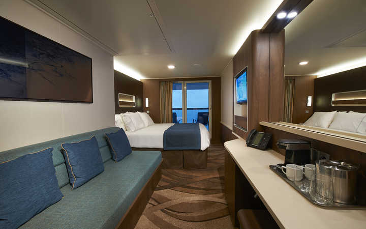 Photo Cabine Norwegian Escape - Cabine Balcon