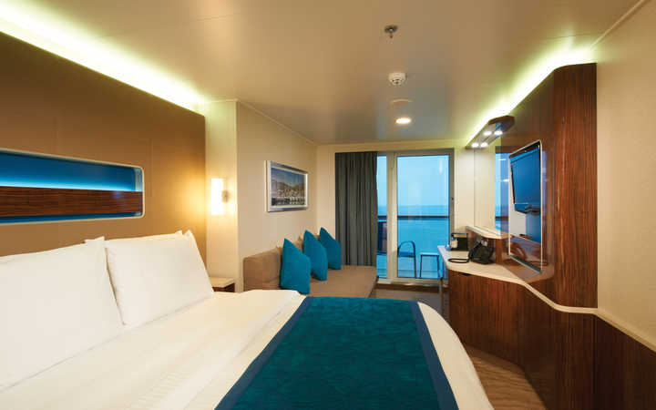 Photo Cabine Norwegian Getaway - Cabine Balcon