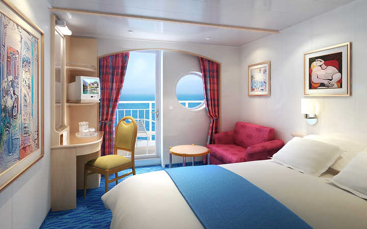 Photo Cabine Norwegian Sky - Cabine Balcon