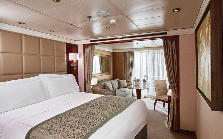 Photo Cabine Seven Seas Navigator - Cabine Suite